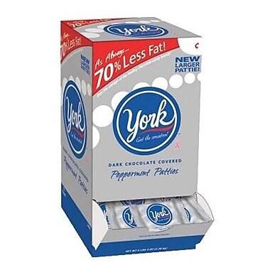 York Peppermint Patties, 175 Packs/Box