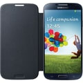 Samsung Galaxy S4 Flip Cover Folio Case, Black