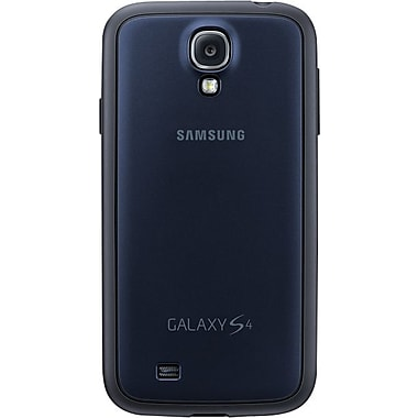 Samsung Protective Bumper Cover Plus Case for Galaxy S4, Navy