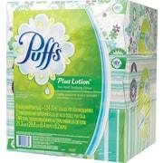 Puffs® Plus Lotion Facial Tissues