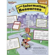 Houghton Mifflin Harcourt Using Information Resources Book, Grades 4th