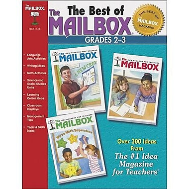 The Mailbox Books® The Best of The Mailbox Books Classroom Activities Book, Grades 2nd - 3rd