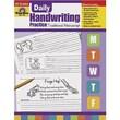 Evan-Moor® Daily Traditional Manuscript Handwriting Practice Book