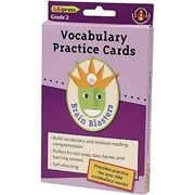 Edupress® Brain Blasters Vocabulary Practice Card, Grades 2nd