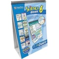 New Path Learning® Science Flip Chart Set, Grades 6th
