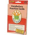 Edupress® Brain Blasters Vocabulary Practice Card, Grades 6th