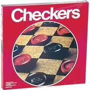 Pressman® Toy Early Learning Game, Checkers and Chessboard