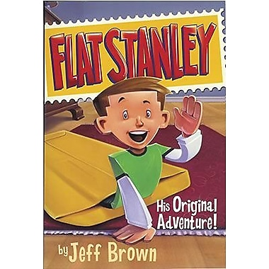 Harper Collins Flat Stanley Book By Jeff Brown, Grades 2nd - 5th