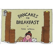Houghton Mifflin® Harcourt PanCakes For Breakfast Book By Tomie Depaola, Grades pre-school - 1st