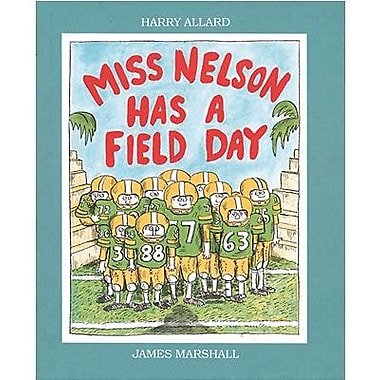American Heritage Miss Nelson Has a Field Day Book, Grades Kindergarten - 3rd