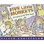 American Heritage Five Little Monkeys Jumping On The