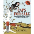 Harper Collins Caps For Sale Book By Esphyr Slobodkina, Grades pre-school - 2nd