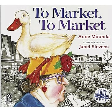 Houghton Mifflin® Harcourt To Market Book By Anne Miranda, Grades 1st - 3rd