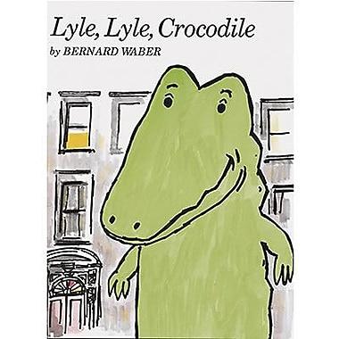 American Heritage Lyle, Lyle, Crocodile Favorite Character Book By Bernard Waber, Grades K - 3rd