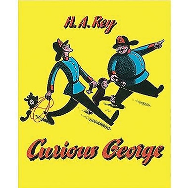 American Heritage Curious George Book By Hans Rey, Grades Kindergarten - 3rd