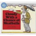 Simon & Schuster Cloudy With A Chance of Meatballs Book By Judi Barrett, Grades pre-school - 3rd