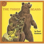 American Heritage The Three Bears Classic Children's Book By Paul Galdone, Grades 1st - 2nd