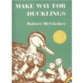 Penguin Make Way For Ducklings Classroom Book By Robert Mccloskey, Grades Pre School - 1st
