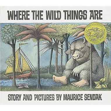 Harper Collins Where The Wild Things Are Children's Book By Maurice Sendak, Grades pre-school - 3rd