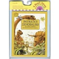American Heritage Patrick's Dinosaurs Carry Along Book and CD Set By Carol Carrick, Grades K - 3rd