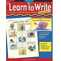 Creative Teaching Press™ Learn To Write Resource Guide Book Rozanne Lanczak Williams, Grades K - 2nd