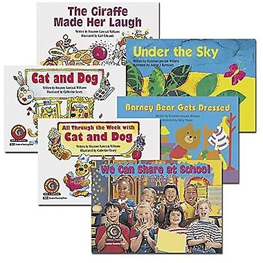 Creative Teaching Press™ Learn To Read Assorted 6 - Pack 3, Level B - C