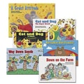 Creative Teaching Press™ Learn To Read Assorted 6 - Pack 11 By Greg Scelsa, Level D - E