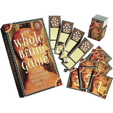 Talicor Critical Thinking Game, The Whole Brain