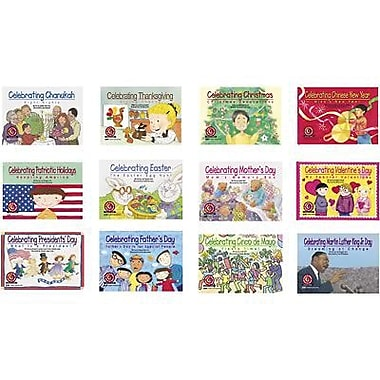 Creative Teaching Press™ Learn To Read Holiday Series Variety Pack, Grades 1st - 3rd