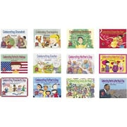 Creative Teaching Press Learn To Read Holiday Series Variety Pack, Grades 1st - 3rd