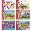 Creative Teaching Press™ Sing Along and Read Along Book With Dr. Jean Lap Variety Pack, Grades P-1st