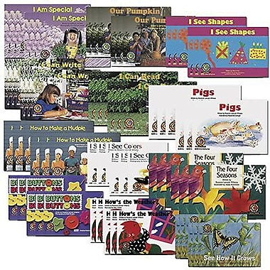 Creative Teaching Press™ Learn To Read Classroom Pack 1, Level A - B