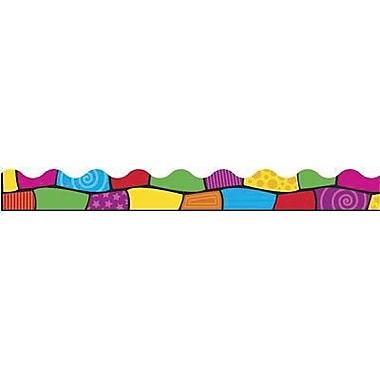 Trend Enterprises® pre-kindergarten - 9th Grades Terrific Trimmer, Bright Bricks