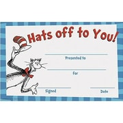 Eureka® Recognition Awards, Hats Off To You!