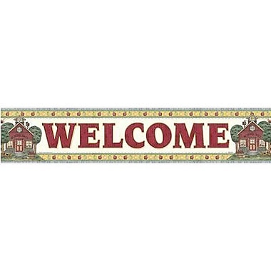 Teacher Created Resources® pre-school - 12th Grades Horizontal Banner, School Days Welcome