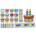 Teacher's Friend® Bulletin Board Set, Birthday Cakes