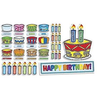 Teacher's Friend® Bulletin Board Set, Birthday Cakes