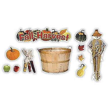 Edupress® Mini Bulletin Board, Fall Harvest