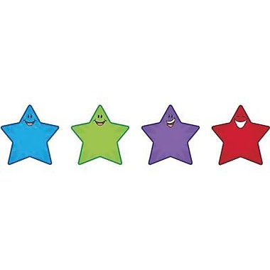 Trend Enterprises® pre-kindergarten - 4th Grades Classic Accents, Star Smiles
