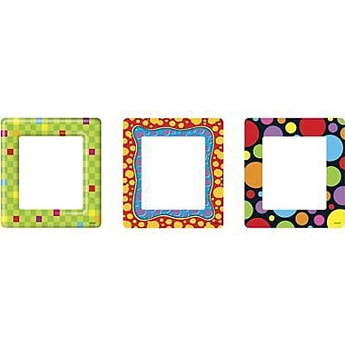Trend Enterprises® pre-kindergarten - 9th Grades Classic Accents, Freestyle Frames