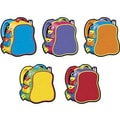 Trend Enterprises® Pre-kindergarten - 9th Grades Classic Accents, Bright BackPacks