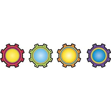 Trend Enterprises® Pre-kindergarten - 9th Grades Classic Accents, Gears In Motion
