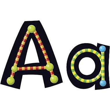 Trend Enterprises® Playful Combo Packs Ready Letter, 4in., Alpha Beads