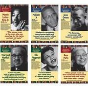 Edupress® Bulletin Board Set, African-American Heroes