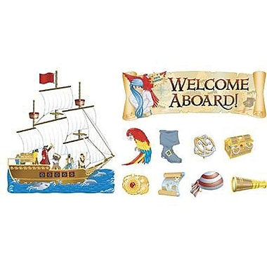 North Star Teacher Resources® Bulletin Board Set, Welcome Aboard