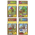 DJ Inkers® Bulletin Board Set, Four Seasons