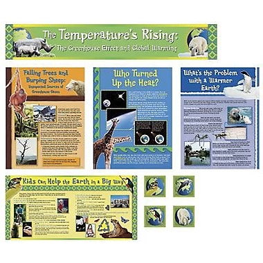 North Star Teacher Resources® Bulletin Board Set, Global Warming