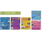 North Star Teacher Resources® Bulletin Board Set, Alternative Energy, Renewable Resources