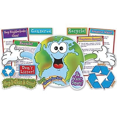 Teacher's Friend® Bulletin Board Set, Love Our Planet