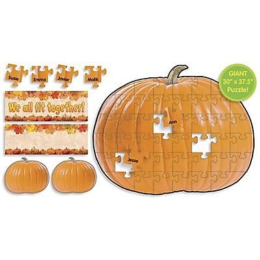 Teacher's Friend® Bulletin Board Set, Pumpkin Puzzle